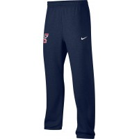 Bat Company 38: Adult-Size - Nike Team Club Fleece Drawstring Pants (Unisex) - Navy Blue