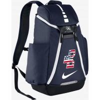 Bat Company 46: Nike Elite Max Air Team 2.0 Backpack - Navy Blue